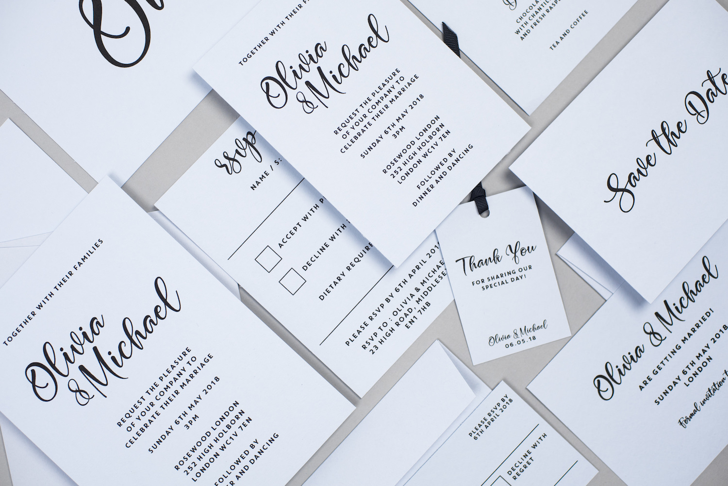 TOP 8 WEDDING STATIONERY TIPS