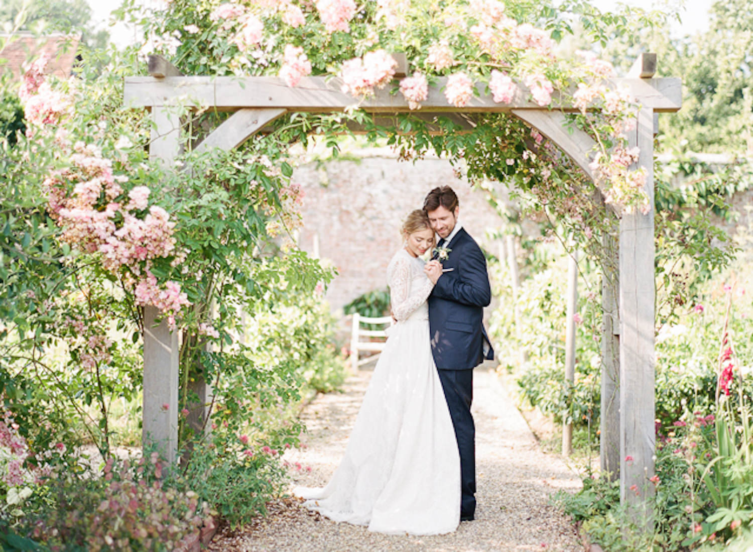 Fine art wedding photography ideas with The Events Designers and Julie Michaelsen Photography