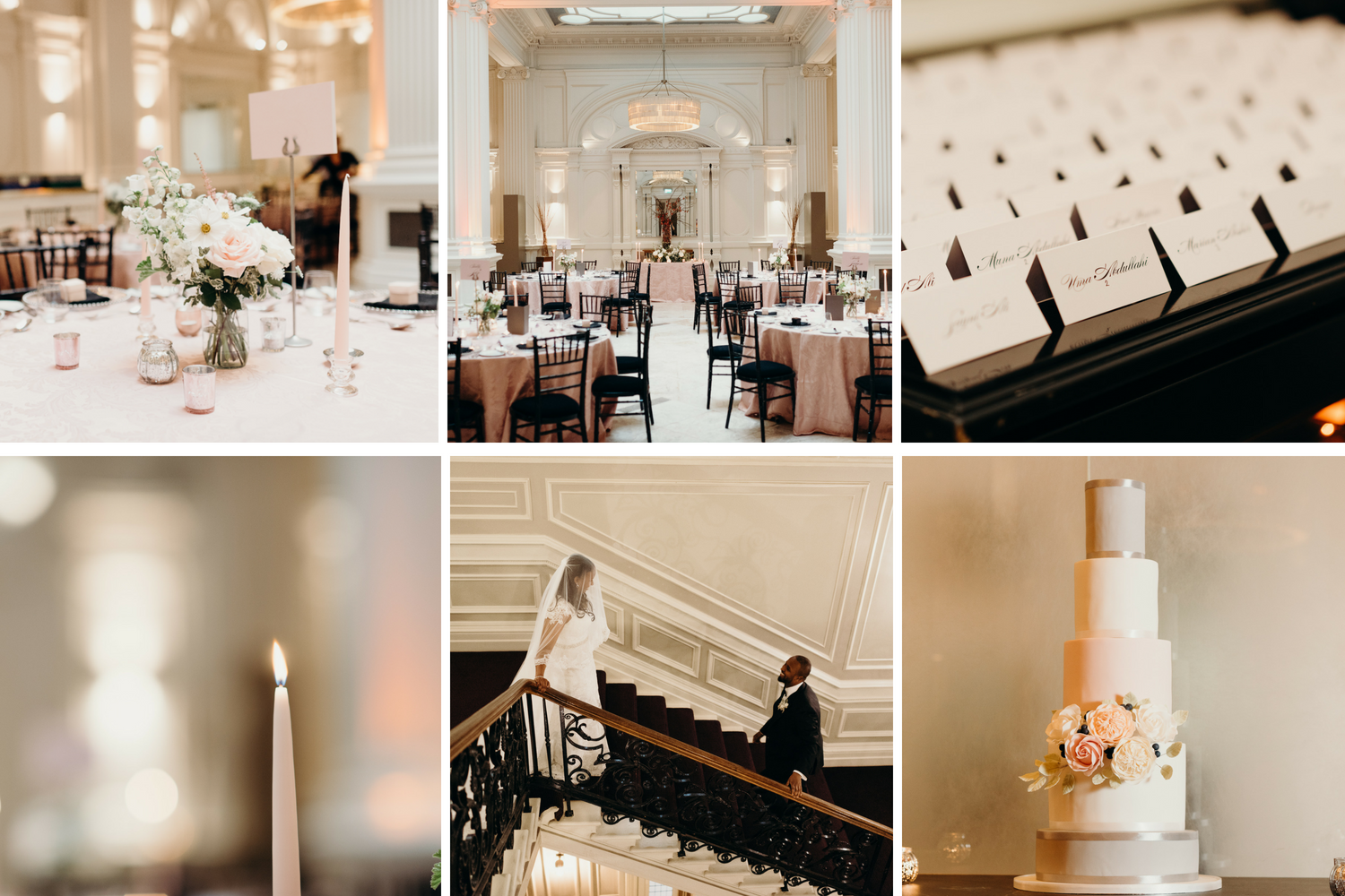 Luxury London Wedding Inspiration The Events Designers and Will Patrick Wedding Photography