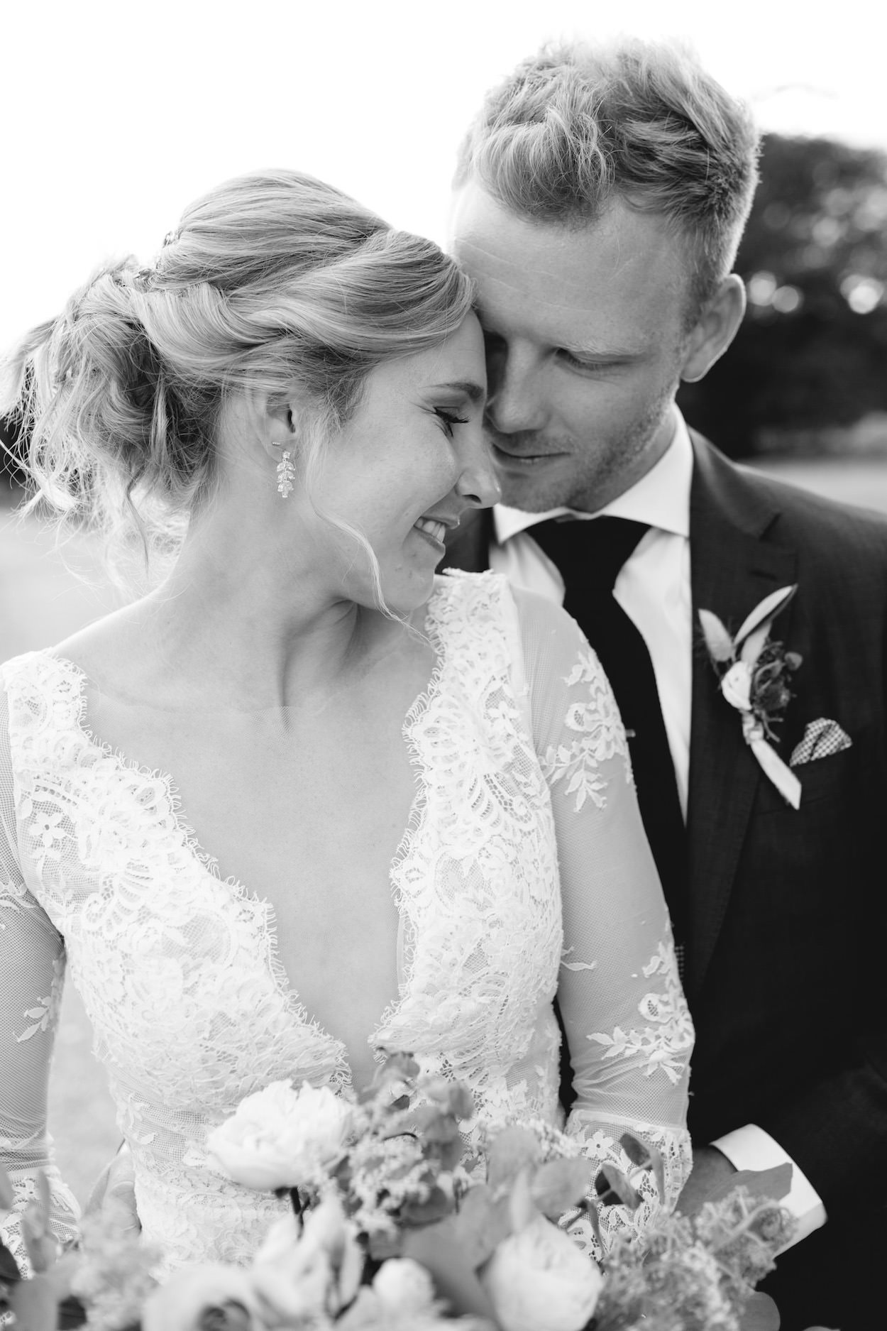 Luxury wedding planning couple, romantic wedding photography Northamptonshire